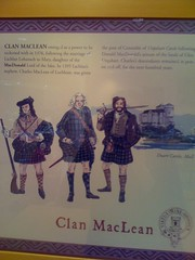 Clan MacLean at Castle Urquhart