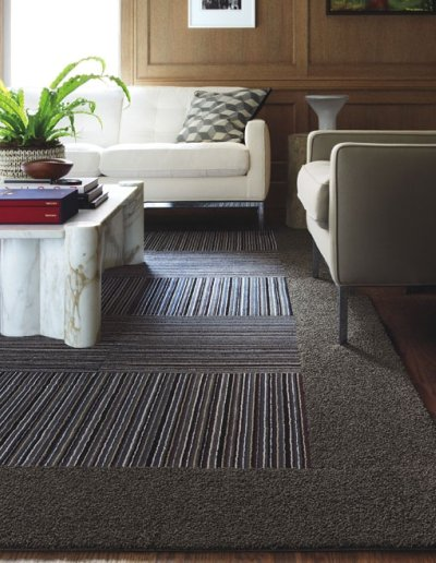 FLOR Stripe It Rich Coin Rake Pewter