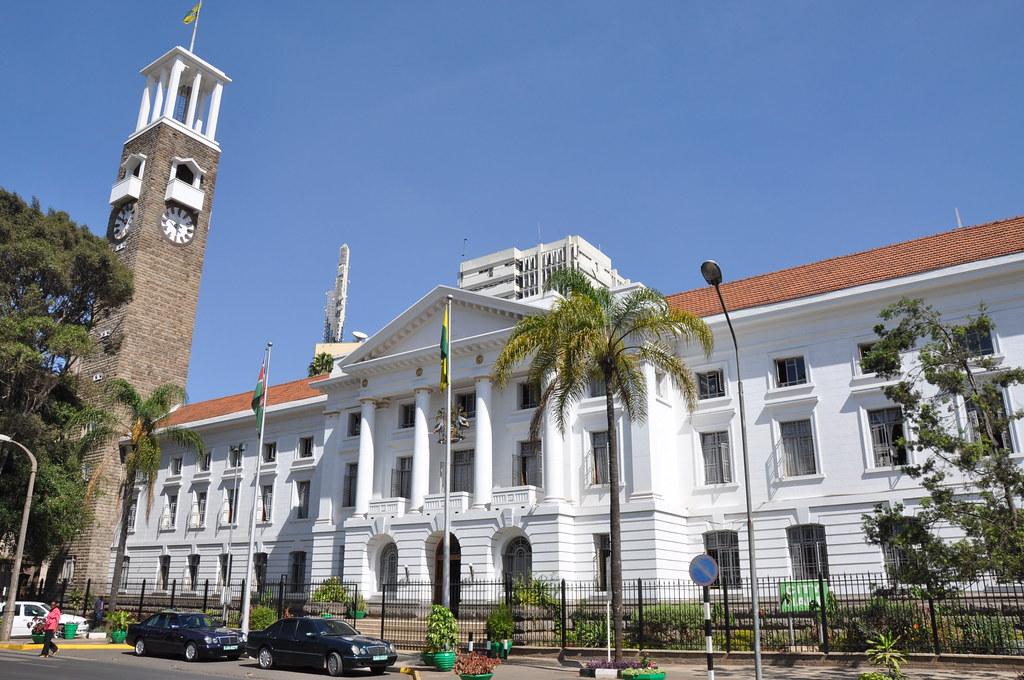 Kenyatta Avenue Nairobi Kenya Stock Photos & Kenyatta Avenue ...