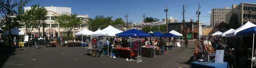 Fenton Street Market - Taken With An iPhone