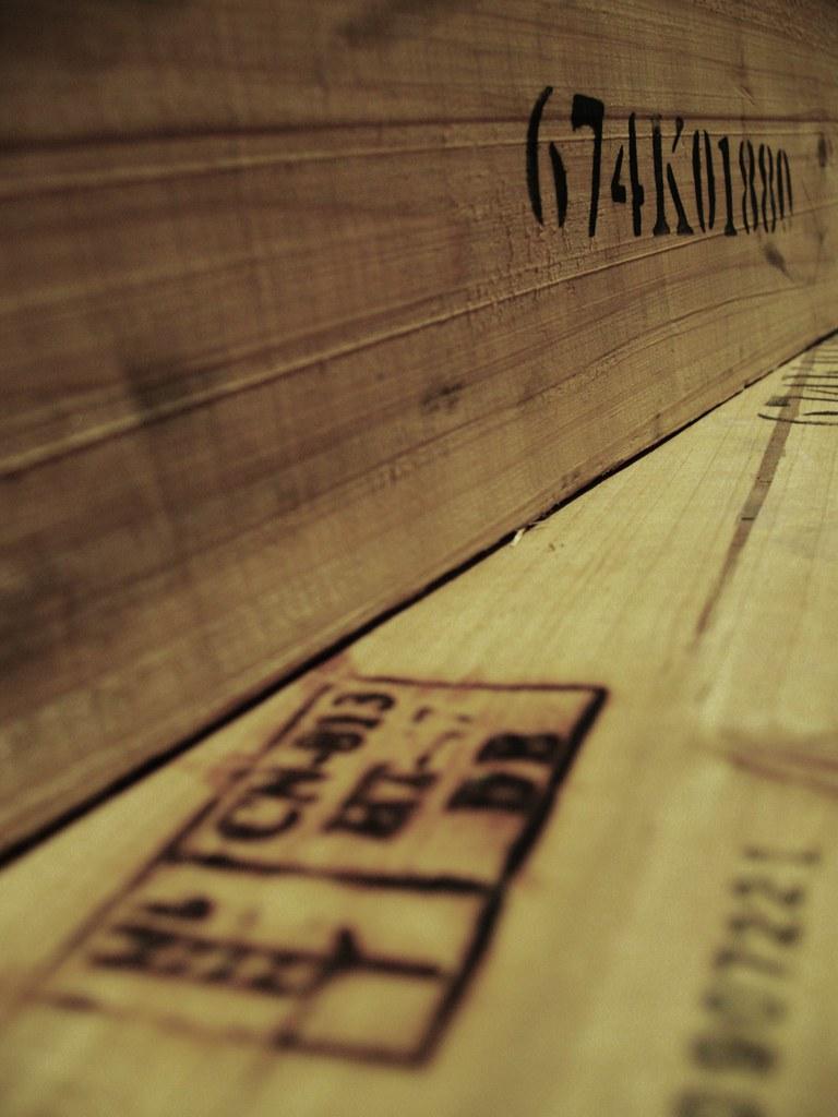 Crate log