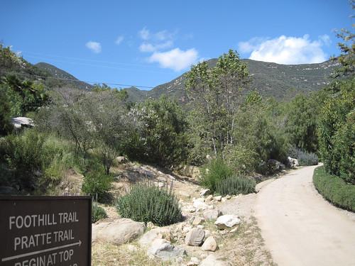 Ojai - Pratte Trail