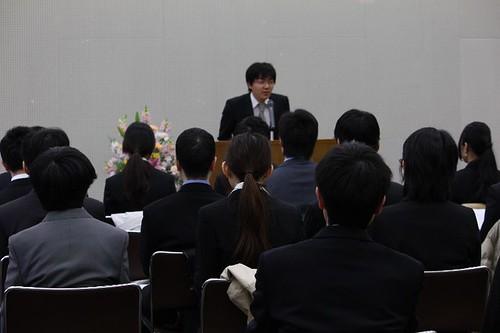100415 入学式岩井