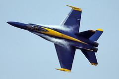 Lt. Cmdr. Frank Weisser - Blue Angels in Charleston, SC - 4/17/10 (mikelynaugh) Tags: blue sc south charleston angels carolina blueangels vapor cooperriver lynaugh mikelynaugh frankweisser