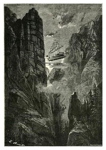 034-Robur el conquistador5- Robur-Le-Conquérant-Ilustrado por Leon Benett