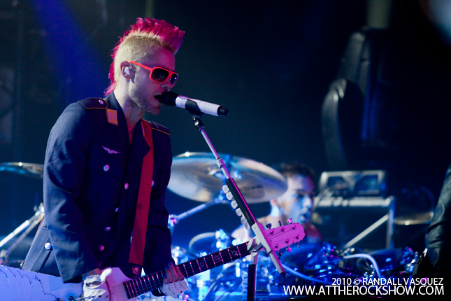 Photos:  30 Seconds To Mars