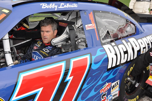 NASCAR Race Day: Perry & Labonte #71