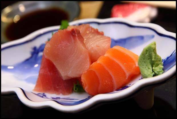 mini-sashimi