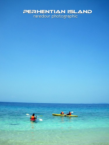 Kayak @ Perhentian Island