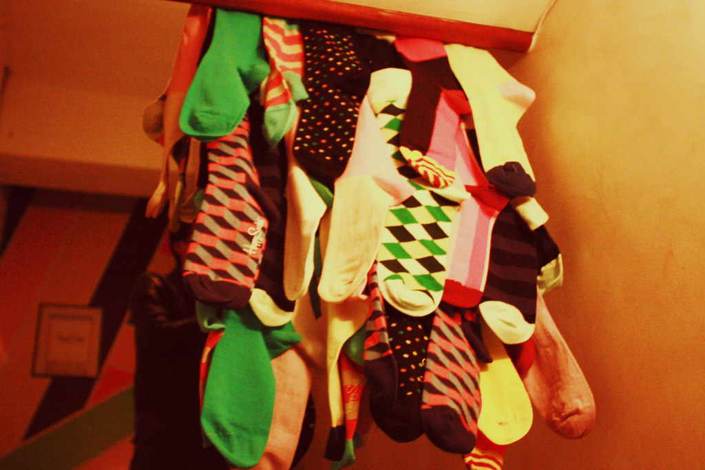 happy socks party
