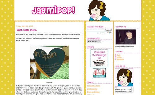 JaymiPop screenshot