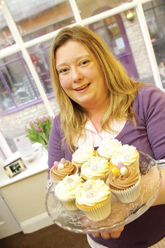 Cirencester Cupcakes - Me and the Cupcakes, naturally!