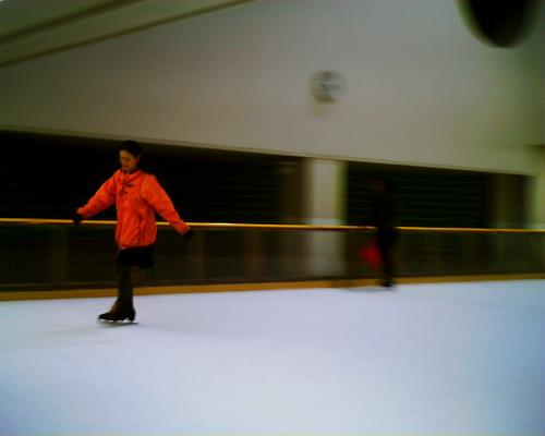 orange line skating