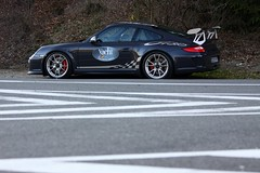 Porsche (simons.jasper) Tags: road color beautiful car racecar eos jasper belgium belgie fast special autos spa rs simons supercars mkii 997 50d specialcolor autogespot spotswagens francorschamps