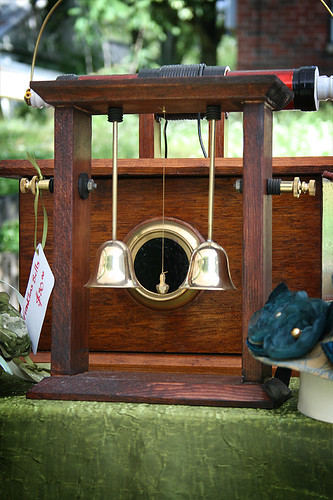 Franklin's Bells & BiPolar Tesla Coil