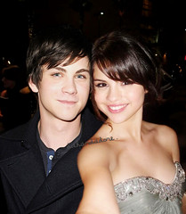 * pour some sugar on me. (diehardadore.) Tags: logan selena gomez lerman lolena