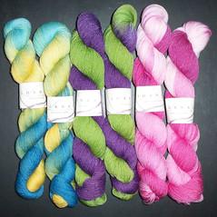Lornas Laces Shepard Sock