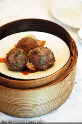 Jade - Steamed Beef Ball