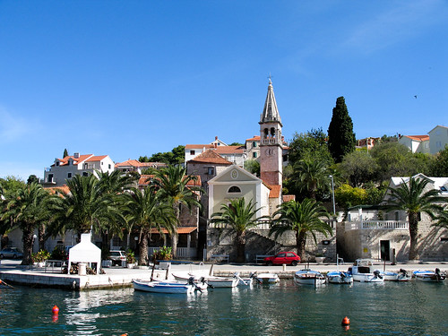 Island of Broc - Croatia