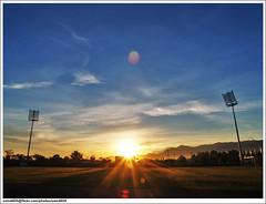 Matahari naik dari UMS (sam4605) Tags: sport sunrise ed scenery olympus e1 pemandangan ums sportcomplex zd universitimalaysiasabah 1260mm karatong komplekssukan lawamandau karatonghill lawamandauhill