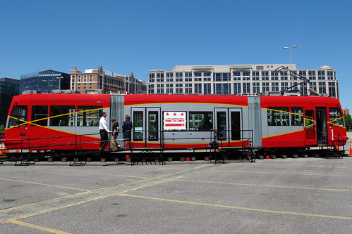 New DC Streetcar by Mr. T in DC