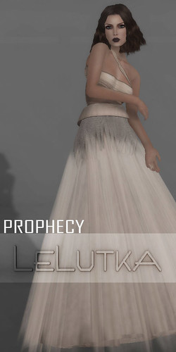 prophecy gown