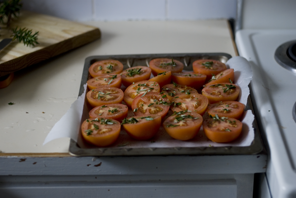 tomatoes to slow roast