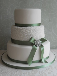 Green and ivory by Cotton and Crumbs