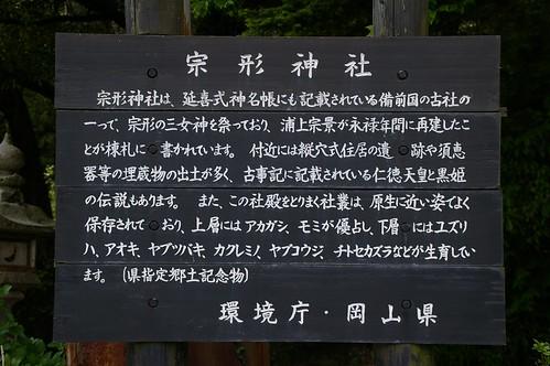 宗形神社 #1