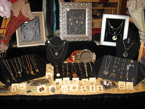 My display at Steampunk U