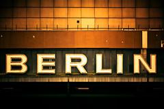 Berlin (96dpi) Tags: berlin sign vintage airport schild signage letter tempelhof thf buchstaben