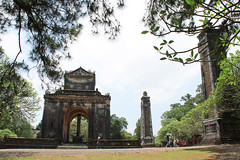 IMG_7313 (pinnee.) Tags: travel unesco hue unescoworldheritage centralvietnam tuductomb thuathienhue mintrung