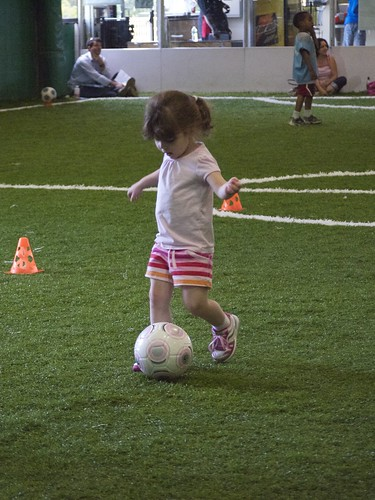Nice ball control