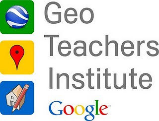 "Google is ""hosting the ""Google Geo Teachers Institute"" event, a FREE ..."