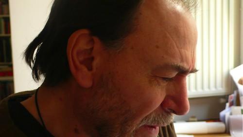 Lorenzo Mattotti, foto di Enrico Bianda