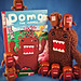 133/365 Domo The Manga par Chris Gritti