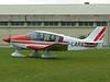 G-LARA (QSY on-route) Tags: kemble egbp gvfwe glara greatvintageflyingweekend 09052010