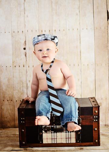 Ollie 8 months 3