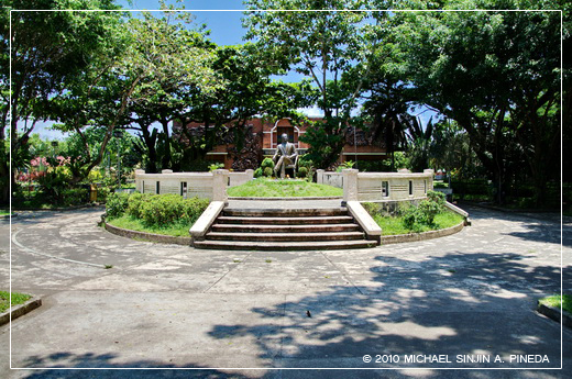 Quezon Park Baler Aurora