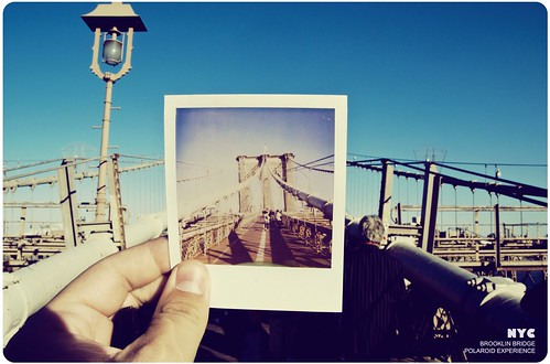 Brooklyn Bridge Polaroid Experience by jmavedillo