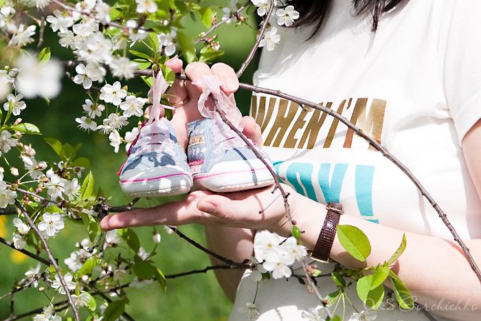 Кроссовочки от гродненского детского фотографа Ольги Горчичко