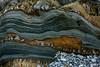 Estratos en el Gavieru / Rock layers in Gavieru beach (Diego J. Álvarez) Tags: asturias cudillero novellana gavieru