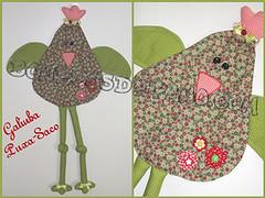 .:. Galinha Puxa-Saco .:. (Bonecos de Pano .Com) Tags: decorao cozinha galinacea guardasacola galinhapuxasaco puxasacodetecido