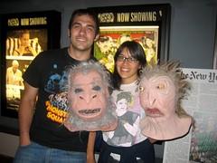 Troll 2 replica Goblin masks