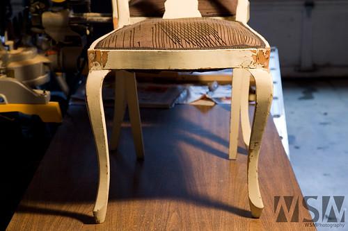 Chair refurbish