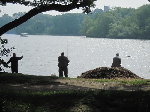 Prospect Park Fishermen