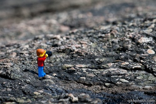 Lego Traveller in Flatrock