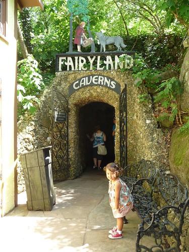 fairyland caverns.