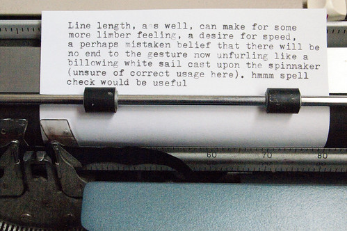 Manual Typewriter Tweets 05