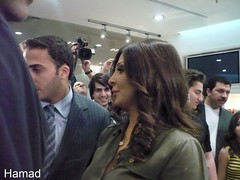"""Elissa pic in Kuwait """" By Fan's """" (Elissa Official Page) Tags: pic elissa kuwait 2012   2011          byfans"""